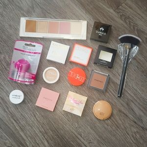 Huge Bronzer Blush Bundle Highlighter Ipsy Samples